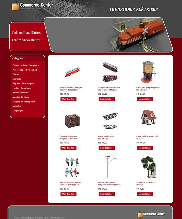 29b644475 Criação de Hotsites personalizados profissionais  . BRT Studio